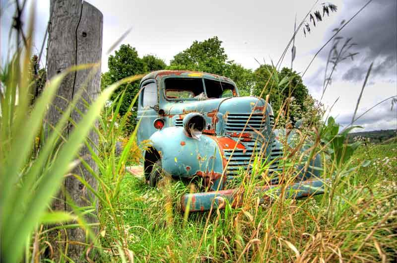 1942 Dodge Tandum Truck