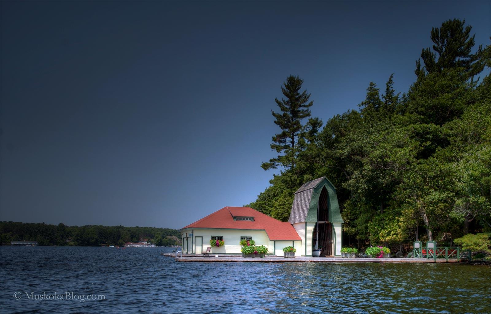 Ouno Island Lake Rosseau