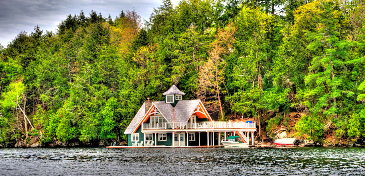 boathouses | Muskoka Blog