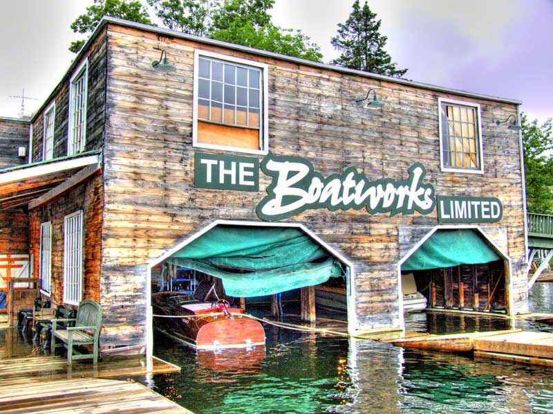 Boatworks Port Carling