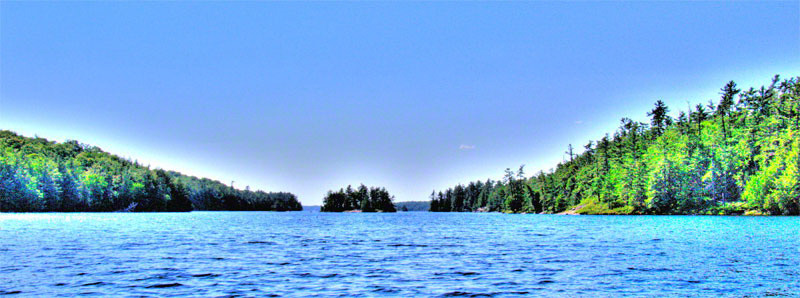 Lake Joseph Muskoka