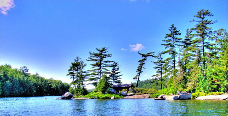 Lake Joseph Cabin Muskoka
