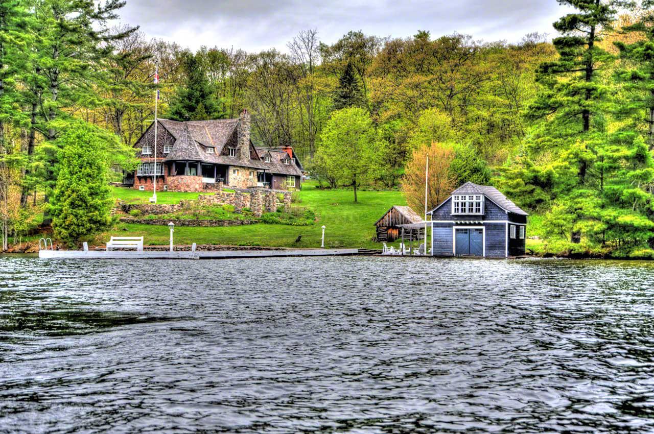 Image Gallery Lake Joseph Ontario