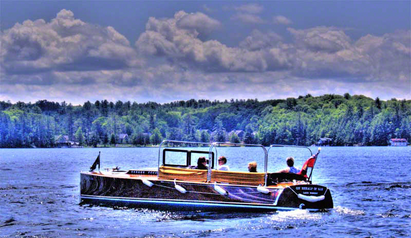 Ditchburn Muskoka Boat 1930