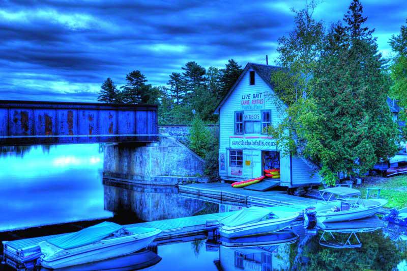 Purks Place Muskoka Canada