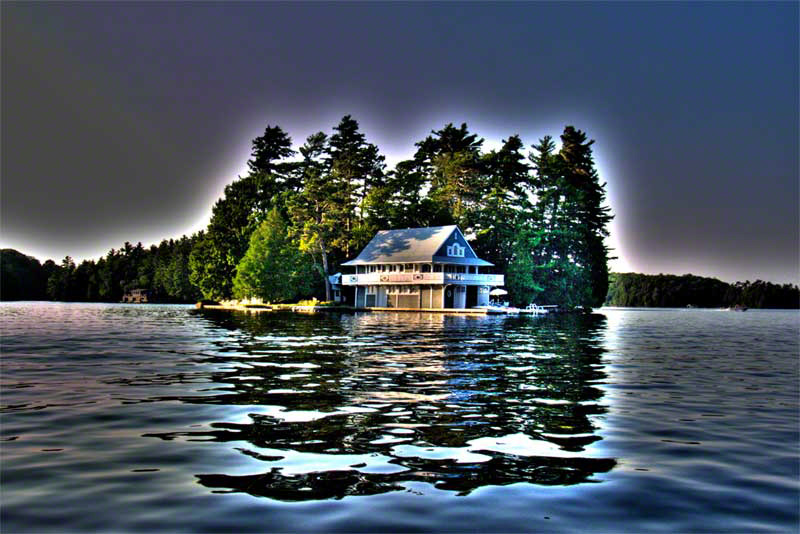 Lake Rosseau Islands