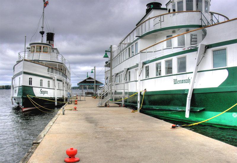 Muskoka Steam Ships
